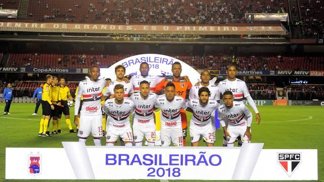 Estreia Brasileirão 2018